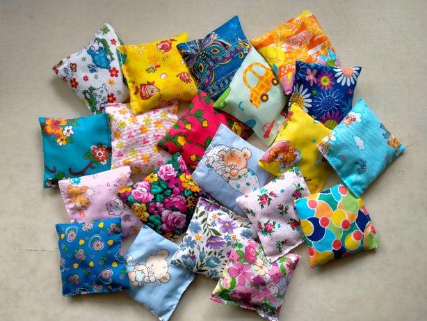 Сенсорные (тактильные) мешочки Монтессори, раннее развитие детей