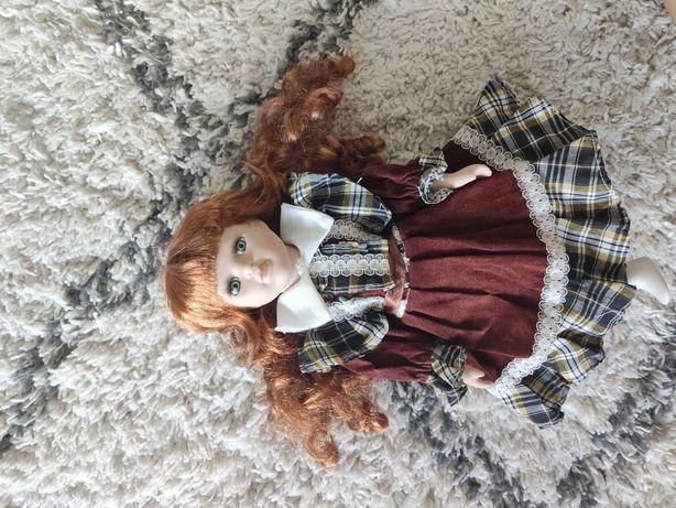 Lalka laleczka porcelanowa vintage