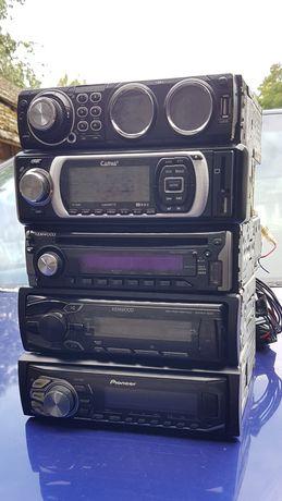 Radio samochodowe kenwood aux USB