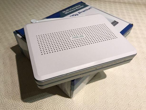Router Asus WL-500g premium