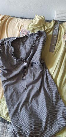 Koszule nocne, spódnice,  bluzki