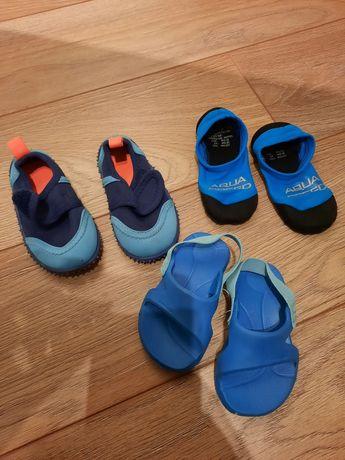 Buty do wody rozmiar 18, 19, 20, 21