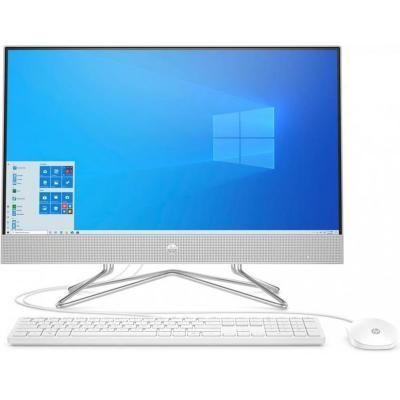 Моноблок.Компьютер HP 24-df0027ur Touch AiO / Ryzen5 3500U