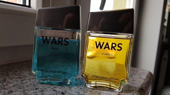 Zestaw polskich wód po goleniu (Wars Classic + Fresh, Brutal Classic)