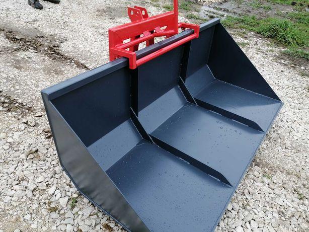 Łycha na tył ciągnika,łyżka do materiałów sypkich-Filpol dostawa,raty