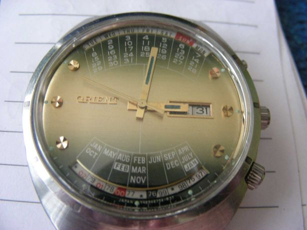 zegarek orient w stanie bdb