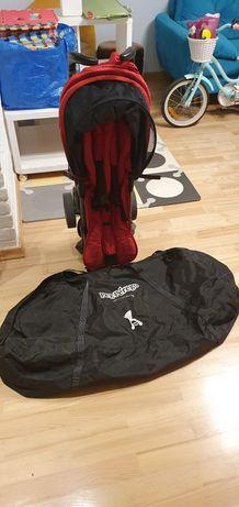 Wózek parasolka Peg Perego Si wraz z torbą podróżną