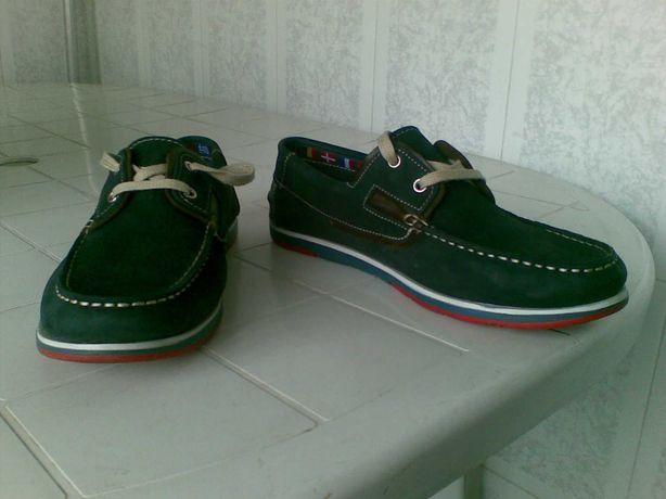 Sapatos homem estilo desportivo