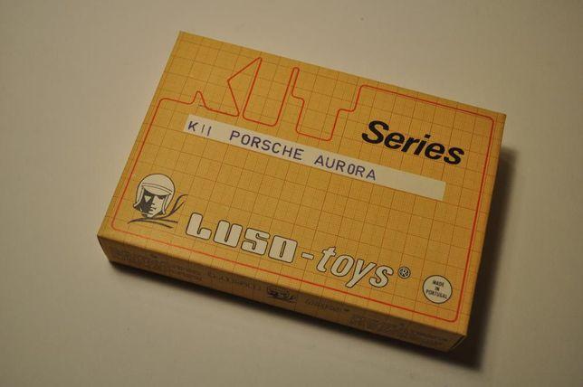 Kit Luso-Toys Porsche Aurora 1/43 em Zamac