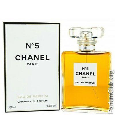 Женская туалетная вода Chanel N5