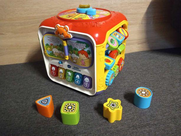Kostka aktywności Vtech zabawka interaktywna