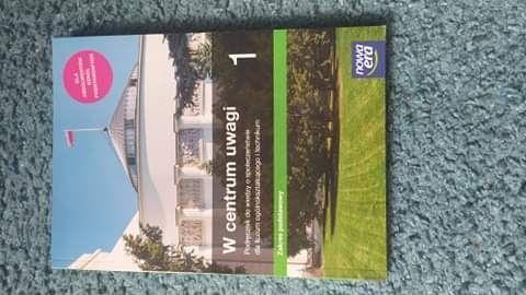 Podręcznik do wiedzy o społeczeństwie, zakres podstawowy