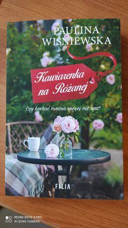 """,,Kwawiarenka na Różanej"""" Paulina Wiśniewska"""