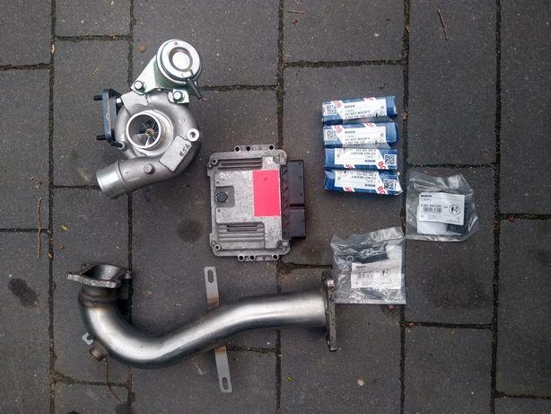 """Custom TurboKit Fiat 250hp 1.4Tjet.  Zestaw do montażu """"plug&play ,,"""