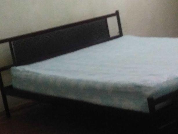 Кровать 2- х спальная типа либерти с ортопедическим матрасом