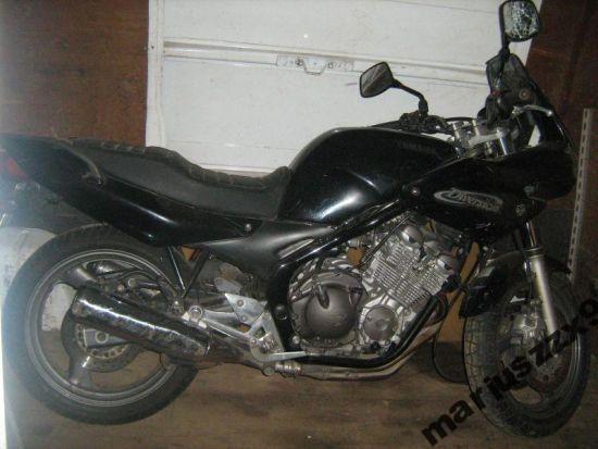 Yamaha xj 600 n diversion 01r. silnik gwarancja