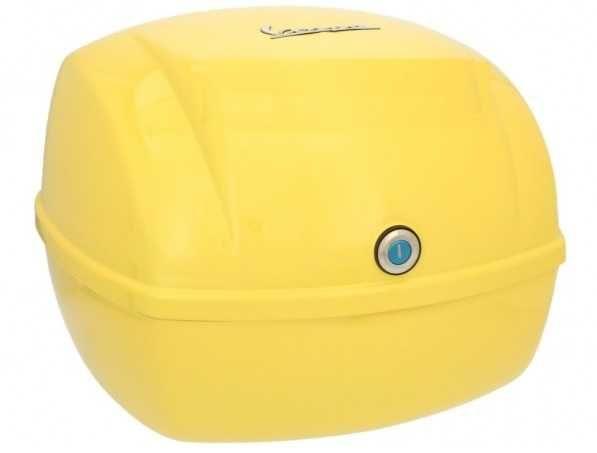 Vende-se Box Vespa Amarela