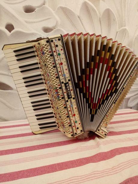 Akordeon Hohner Verdi 3 120 bas