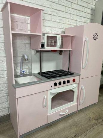NEW игровая кухня / Интерактивная детская кухня / игровой набор - кухн