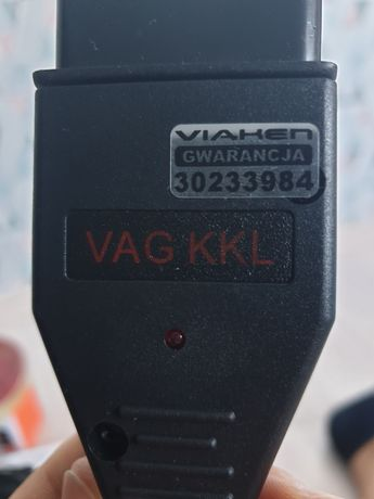 Kabel, interface VIAKEN VAG KKL