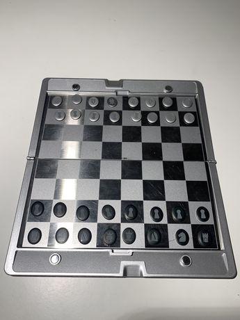 Jogo de Xadrez de viagem portátel com iman