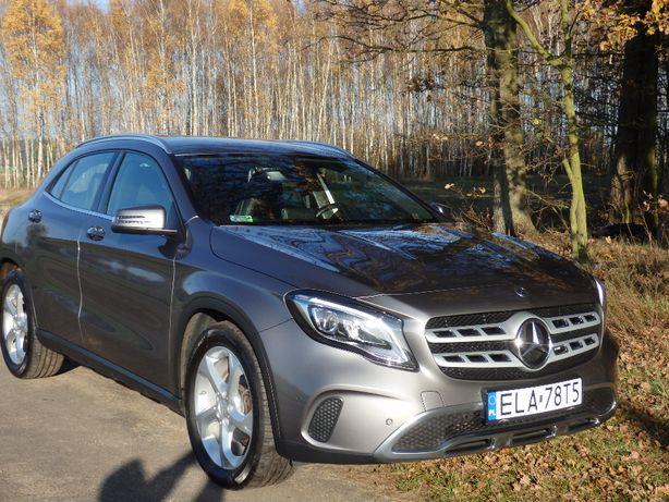 Mercedes Benz GLA 180 Serwis ASO Bezwypadkowy
