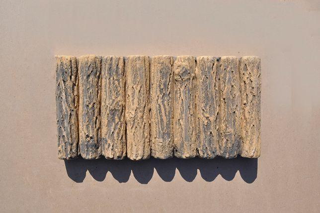 Betonowe obrzeża, palisady