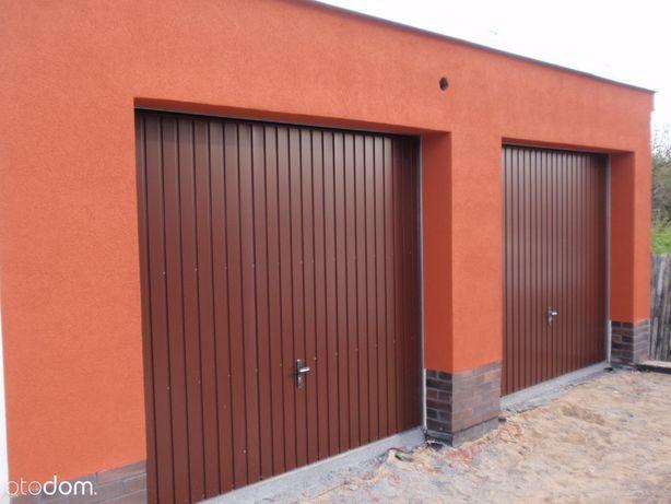 Murowany Garaż 18m2 - Brama z napędem