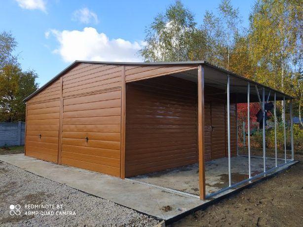 Garaze Blaszane Drewnopodobne!!