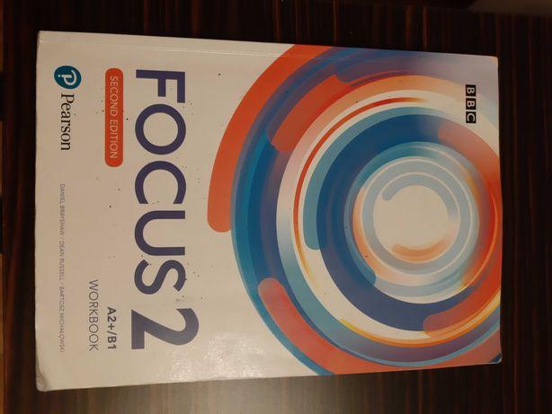 Focus 2 ćwiczenie liceum / technikum