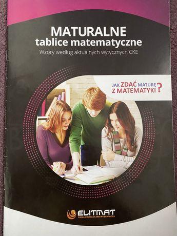 Maturalne tablice matematyczne