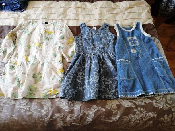 Sukienki dziewczęce 4-6lat!!!