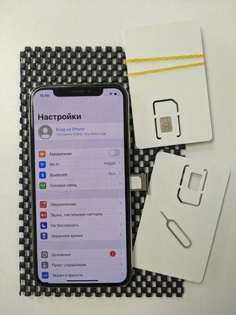 Рсим Rsim симка для разблокировки IPhone, Превратит Анлок в Неверлок