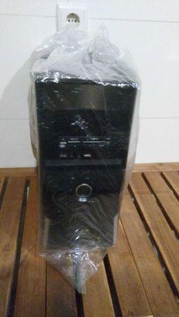 PC caixa ATX fonte de alimentação ATX 300W leitor frontal SD CF USB