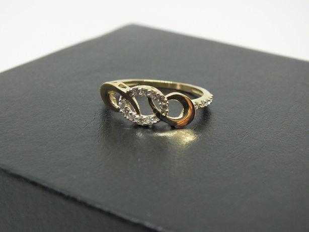 **Nowy złoty pierścionek 1,81g p.585-Lombard Stówka**
