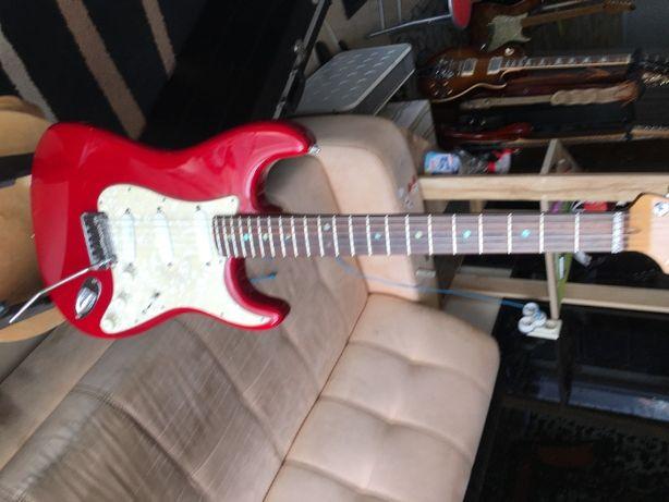 Fender Stratocaster plus lace sensor