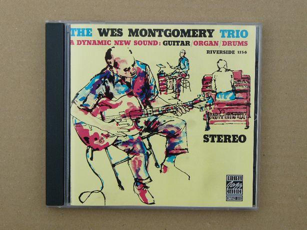 cd Wes Montgomery Trio - A Dynamic New Sound 1987 JAZZ