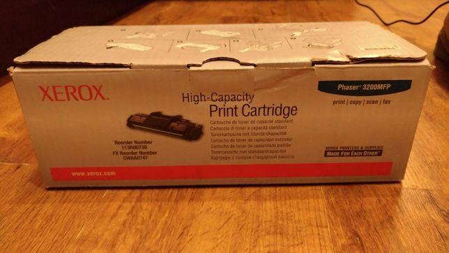 НОВЫЙ!ОРИГИНАЛ! Картридж Xerox Phaser 3200MFP для лазерного принтера