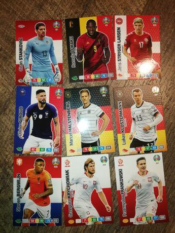 Karty Panini Adrenalyn XL EURO 2020