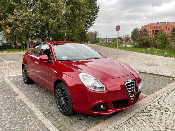 Alfa Romeo Giulietta 2.0 JTDM 140 KM 2011