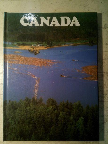 Canada Dwa albumy przyrodnicze Ang.