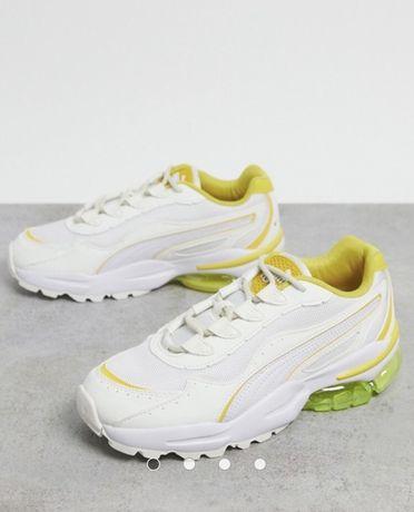 Buty Puma Cell białe sneakersy r 38 wkladka 24