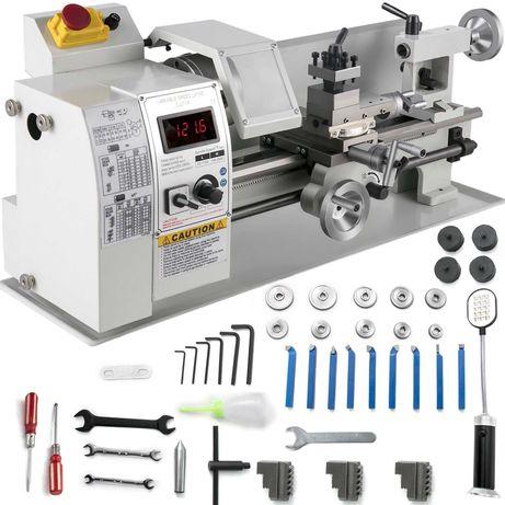 Torno mecanico 650w com ferramentas