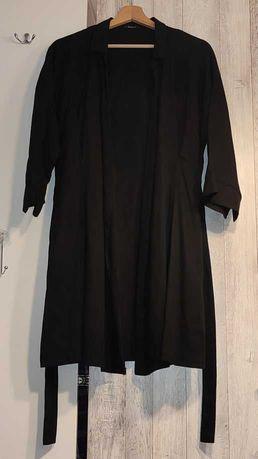 Tunika czarna wiązana
