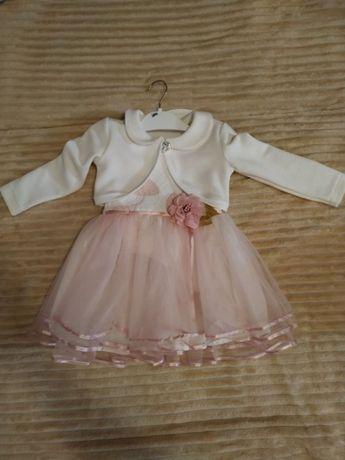 Продам нарядное платье размер 98