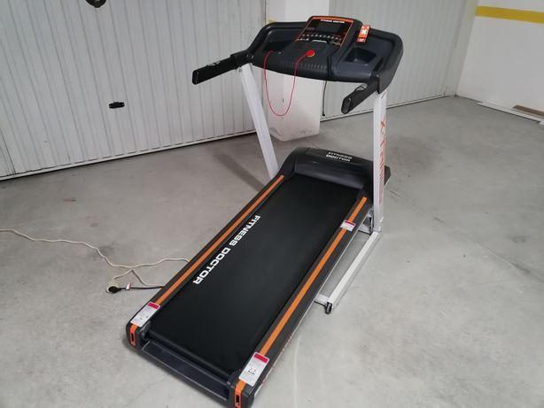 Passadeira elétrica Doctor Fitness