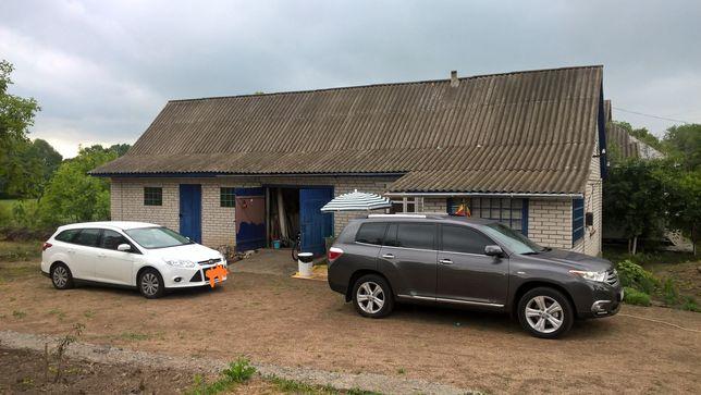 Продам дом дачу на Одесской трассе  в селе Разумница, Киевская обл.