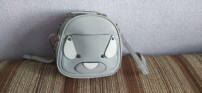Срочно продам рюкзак-сумку