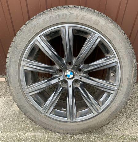 """BMW V-spoke style 684 18"""" Komplet 4 kół z oponami zimowymi"""