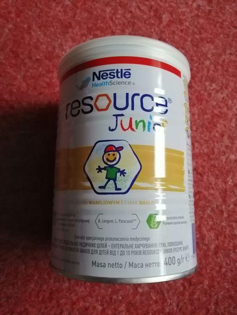 Resource junior nestle 400g puszka nowa